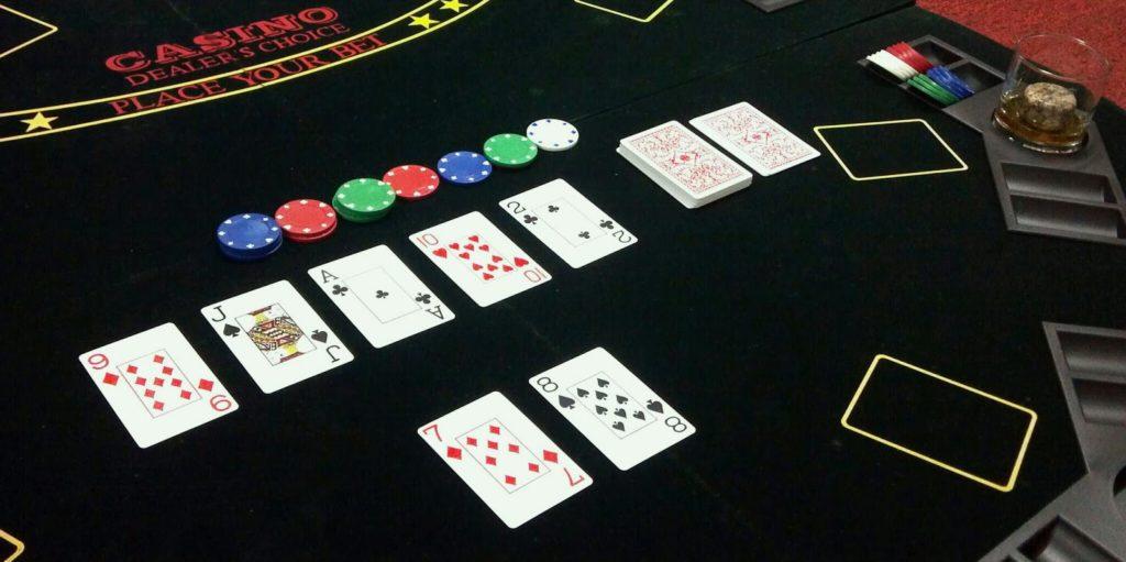 Poker im Online Casino